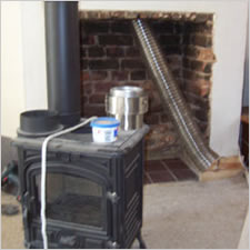 1st 4 Chimneys Log Burners In Bournemouth Poole